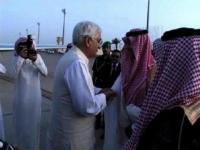 News video: Salman Khurshid arrives in Saudi Arabia