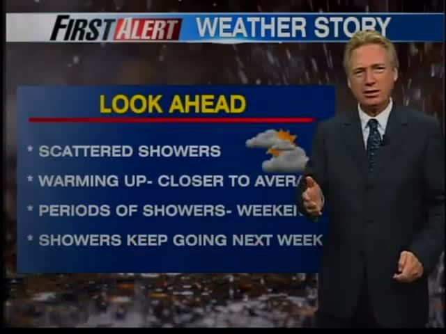 News video: First Alert Weather With Jeff Kelly Friday May 24