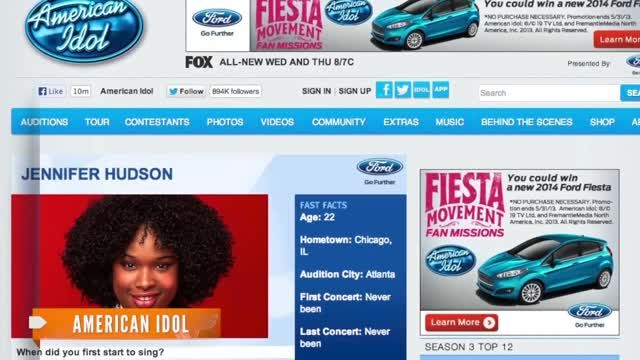 News video: Jennifer Hudson Back to 'American Idol' as a Judge?