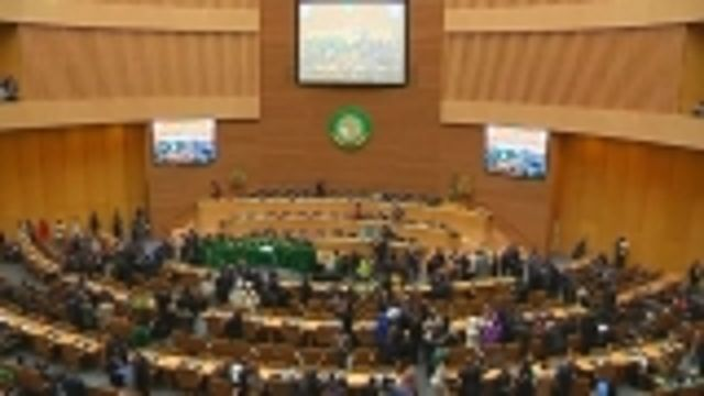 News video: China praised at African Union summit