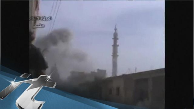 News video: War & Conflict Breaking News: Syrian Army and Hezbollah Step Up Raids on Rebels