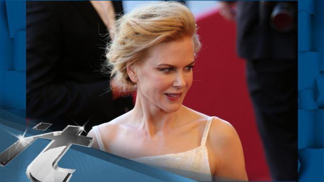 News video: The Cannes Film Festival News Pop: Nicole Kidman Shines in Cannes Again With This Red Carpet Look